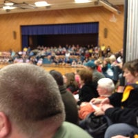 Photo taken at Salisbury Middle School by Julie . on 1/28/2012