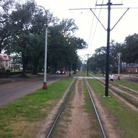Photo taken at St. Charles Avenue by Christopher S. on 12/26/2011