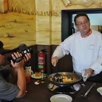 Photo taken at Restaurante Casa Cesáreo by Mariano F. on 6/16/2012