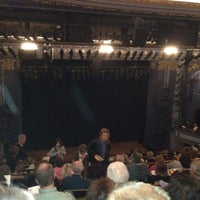 Photo taken at Huntington Theatre Company at the BU Theatre by Drew M. on 10/15/2011