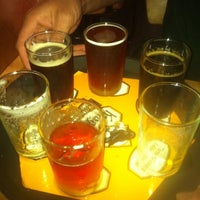 Photo taken at Krogh's Restaurant & Brew Pub by Mary M. on 8/23/2011