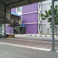 Photo taken at UiTM Penang by blur.h8 ♧. on 12/24/2011