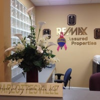 Photo taken at RE/MAX Assured Properties by Jennifer T. on 4/20/2012