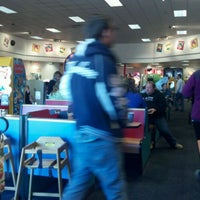 Photo taken at Chuck E. Cheese's by Jason H. on 1/15/2012