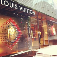 Photo taken at Louis Vuitton by Bliss Y. on 5/29/2012