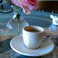 Photo taken at Monon Coffee Company by Jason C. on 4/19/2012