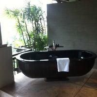 Photo taken at Indigo Pearl Resort Phuket by Josephine T. on 8/27/2012