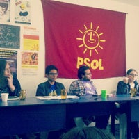 Photo taken at Sede do PSOL Curitiba by Peterson P. on 6/23/2012