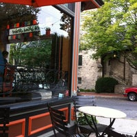 Photo taken at Chestnut Hill Cafe by Ned B. on 8/7/2012