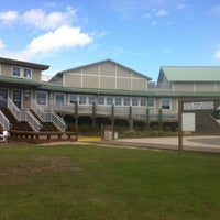 Photo taken at Outer Banks Center For Wildlife Education by Martin C. on 9/22/2011
