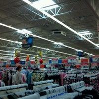 Photo taken at Walmart Supercenter by Hannah G. on 11/17/2011