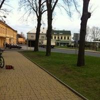 Photo taken at Krušnohorské náměstí by Jirka K. on 4/16/2011