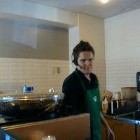 Photo taken at Starbucks by Niki E. on 8/30/2011