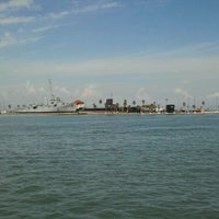 Photo taken at Galveston - Bolivar Ferry by Donna S. on 10/13/2011