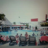 Photo taken at Alberca - Pool by Pablo A. on 9/21/2011