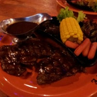 Photo taken at Milwaukee Steak Corner by Qishin T. on 12/11/2011