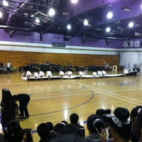 Photo taken at Diamond Bar High School by Catherine C. on 4/6/2012