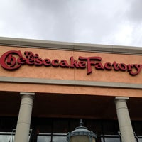 Photo taken at The Cheesecake Factory by Pedro P. on 2/29/2012