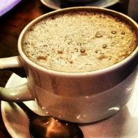 Photo taken at Cafe du Roi by BeenaColada on 9/7/2012