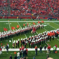 Photo taken at High Point Solutions Stadium by Edward B. on 10/15/2011
