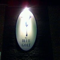Photo taken at Blue Goat by Dave T. on 10/22/2011