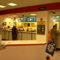 Photo taken at US Post Office - Radio City Station by Christopher T. on 12/17/2011