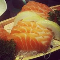Photo taken at Shokuji Tei by margotta on 6/20/2012
