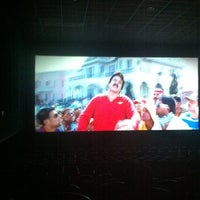 Photo taken at Regal Cinemas MacArthur Marketplace 16 by Praveen K. on 6/2/2012