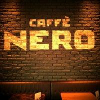 Photo taken at Caffè Nero by Hakan Kaan T. on 1/16/2012