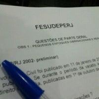 11/23/2011에 Isabela D.님이 FESUDEPERJ에서 찍은 사진