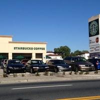 Photo taken at Starbucks by Javier F. on 3/16/2012