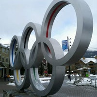 Photo taken at Olympic Plaza by Ms.Fu on 1/30/2012