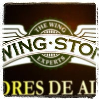 Photo taken at Wingstop by Ayvar H. on 11/15/2011