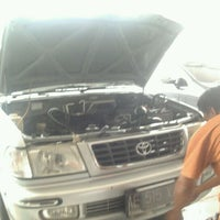 Photo taken at Pagerwojo Motor (Castrol Auto Service) by Rizky Hutomo S. on 1/21/2012