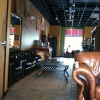 Photo taken at Mayorga Coffee Roasters by M.C. R. on 6/26/2011
