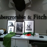 Photo taken at Abercrombie & Fitch by Nicole W. on 6/17/2011
