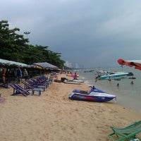 Photo taken at Dongtan Beach by Andre W. on 10/9/2011