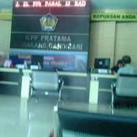 Photo taken at KPP Pratama Semarang Candisari by anuw u. on 2/1/2012