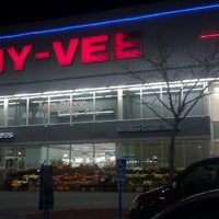 Photo taken at Hy-Vee by Veronica S. on 10/8/2011