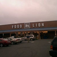 Photo taken at Food Lion Grocery Store by Ryan B. on 9/24/2011