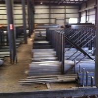 Photo taken at Triple S Steel Supply by Kenny R. on 8/30/2011