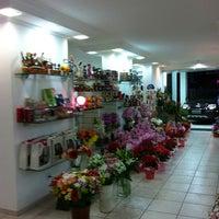 Photo taken at Rosa De Maio Floricultura by Paula M. on 10/17/2011