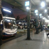 Photo taken at Terminal de Buses Santiago by ★ ManuDroid ★ on 7/18/2012