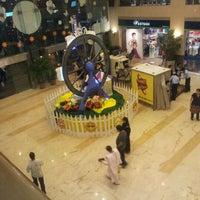 Photo taken at Infiniti Mall by Sachin K. on 4/21/2012