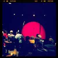 Photo taken at The Comedy Store by Si H. on 9/1/2012