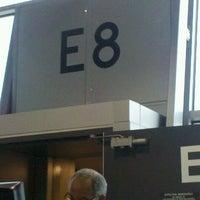 Photo taken at Gate E8 by John T. on 5/23/2011