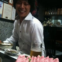 Photo taken at 紀楽 by Tabezaru さ. on 7/15/2011