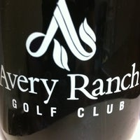 Photo taken at Avery Ranch Golf Club by Teresa C. on 7/20/2011