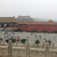 Photo taken at Forbidden City (Palace Museum) by Марк Р. on 8/18/2012