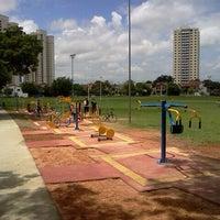 Photo taken at Praça Floripes Bicudo Martins by Luiz D. on 1/2/2012